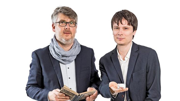 Prof. Dr. Christoph Dartmann, Prof. Dr. Lars Schwabe