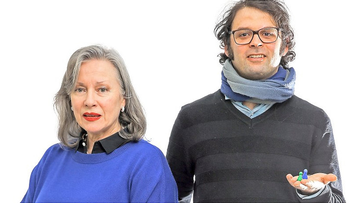 Prof. Dr. Birgit Recki und Dr. Alexander Bodansky